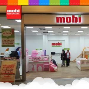 Otvoren Mobi shop u Nišu!