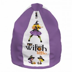 Lazy Bag XL Little Witch