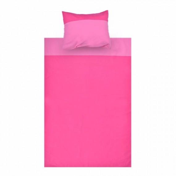 Posteljina Roze/Pink
