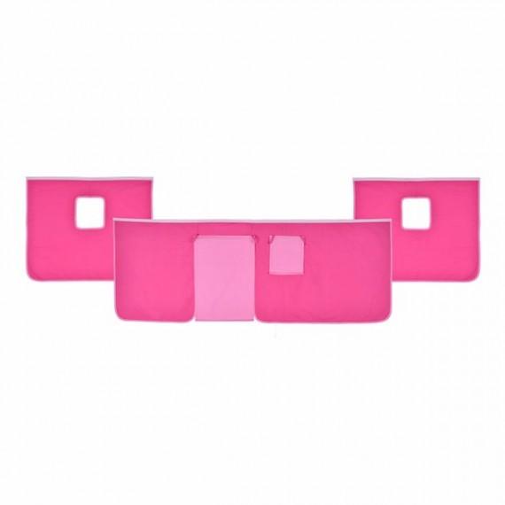 Zavesice Za Igru Roze/Pink